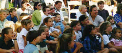 Magic Shows entertain both children and adult audiences